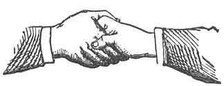 FIG. 12. REAL GRIP OF A FELLOW CRAFT