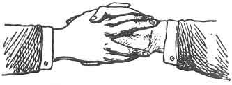 FIG 17. REAL GRIP OF A MASTER MASON.