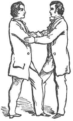 FIG. 27. PAST MASTER'S GRIP.