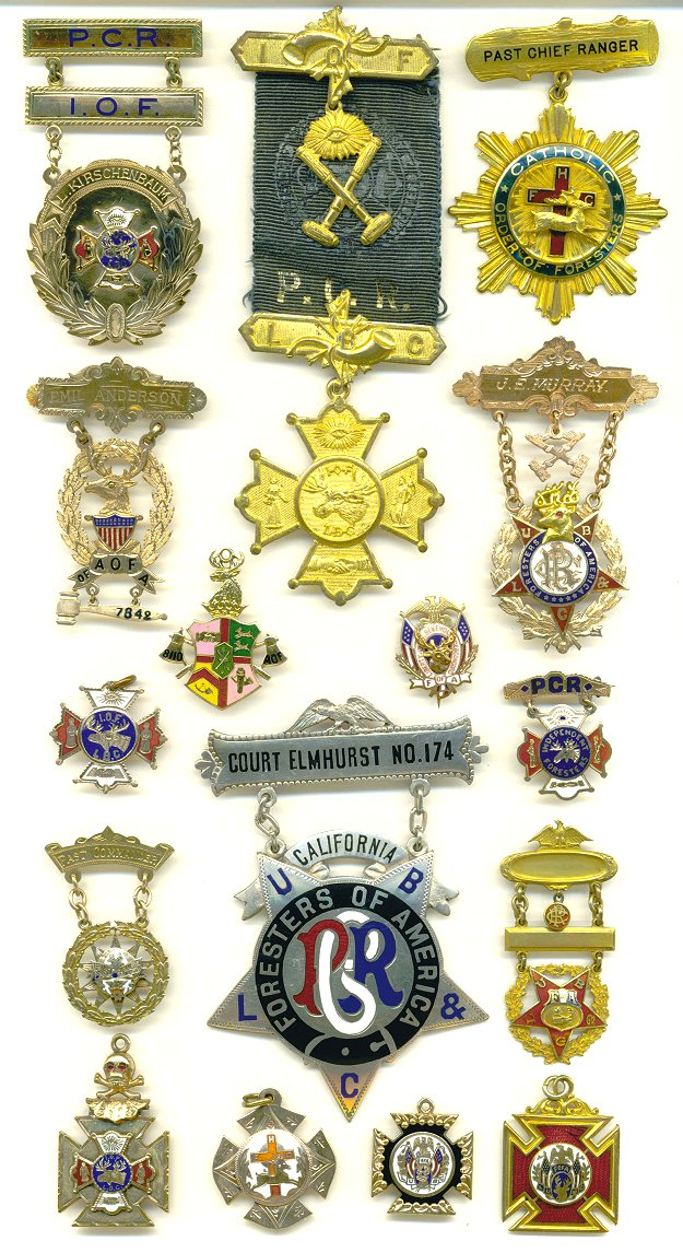 Intl Order Of Foresters