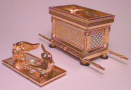 Ark Of The Covenant Jewelry Box