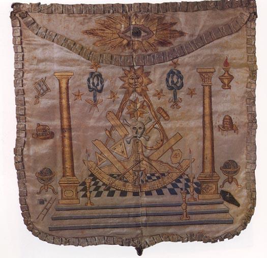 Masonic Aprons Book