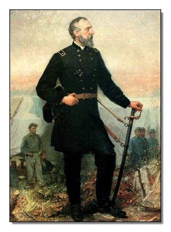 the accomplishment of general george meade in the second battle of bull run General robert e lee vs general george g meade after mcclellan retreated, lee defeated another union forces at the second battle of bull run.