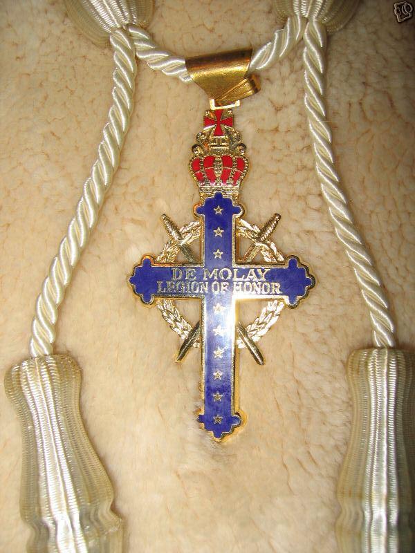 Demolay Legion of Honor Demolay Legion of Honor Jewel