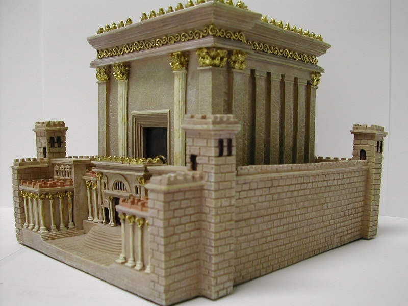 Solomon S Temple Model Craft