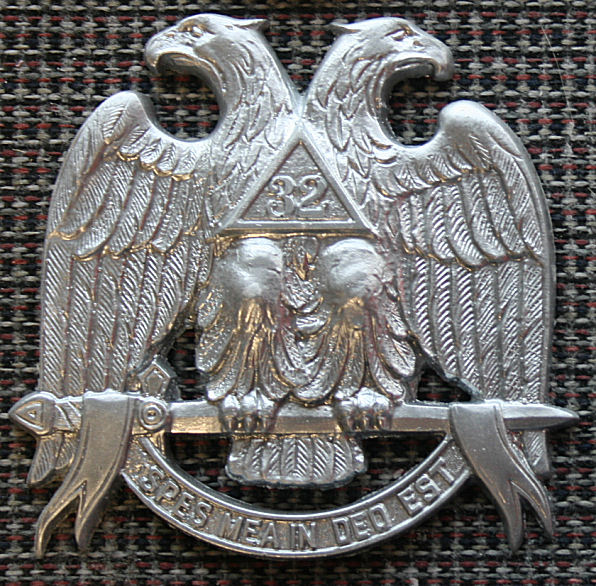 Scottish Rite Double Headed Eagle Paperweights