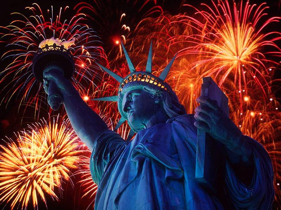 Fabulous Statue of Liberty Fireworks 960 x 720 · 125 kB · jpeg